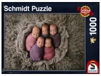 Schmidt: Anne Geddes - Five at a Time (1000)