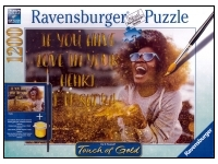 Ravensburger: Touch of Gold - Show Me Love (1200)