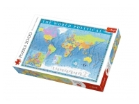 Trefl: Political Map of the World (2000)